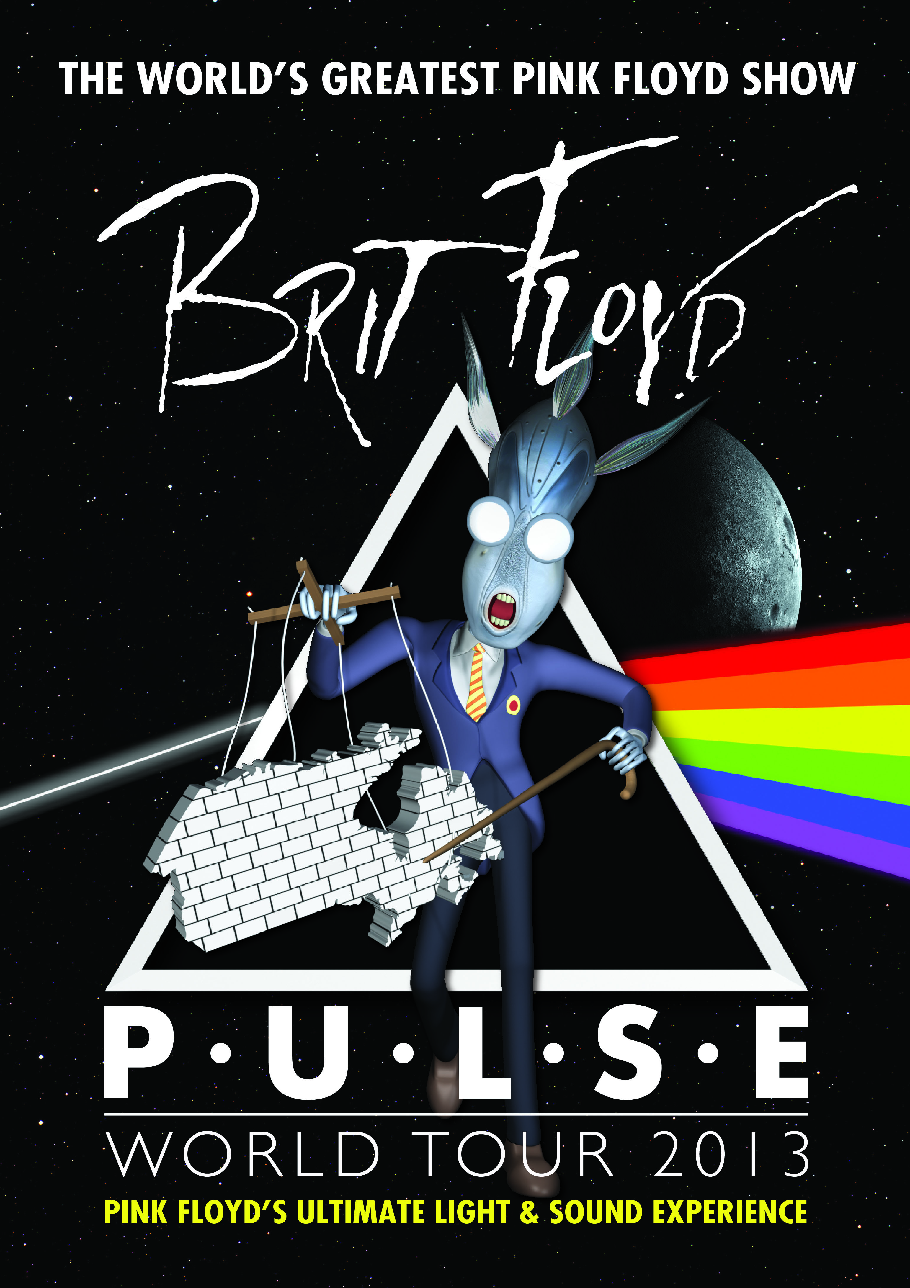 65cc3a46bfd BRIT FLOYD – THE WORLD S GREATEST PINK FLOYD TRIBUTE BAND READIES ...