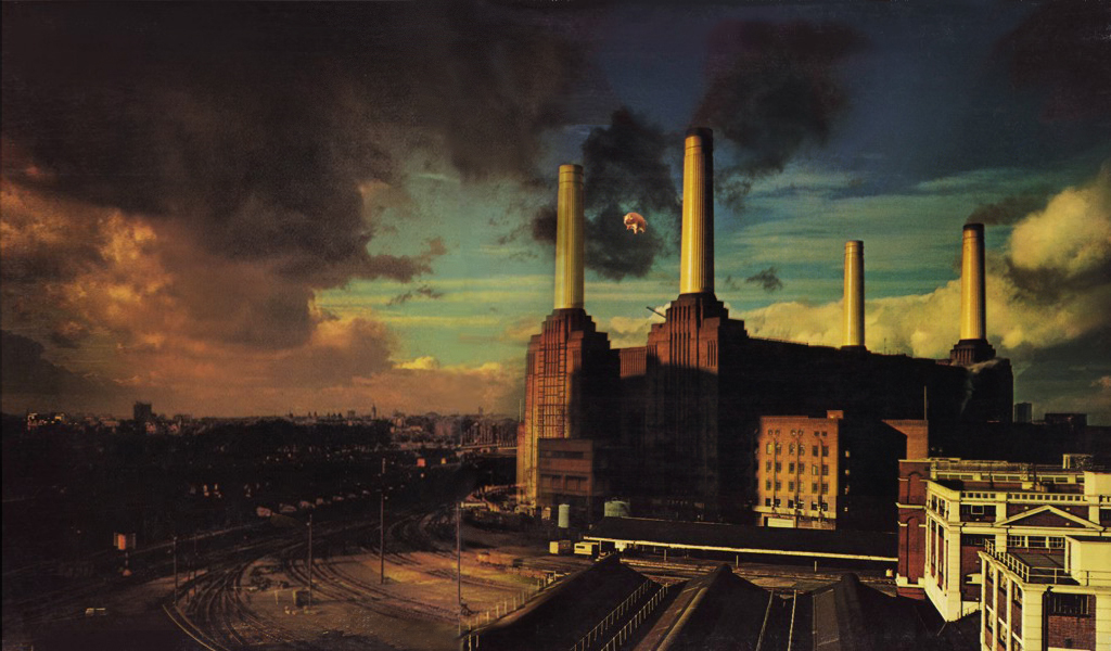 PINK FLOYD – ANIMALS: CELEBRATING THE 36TH ANNIVERSARY. A ...