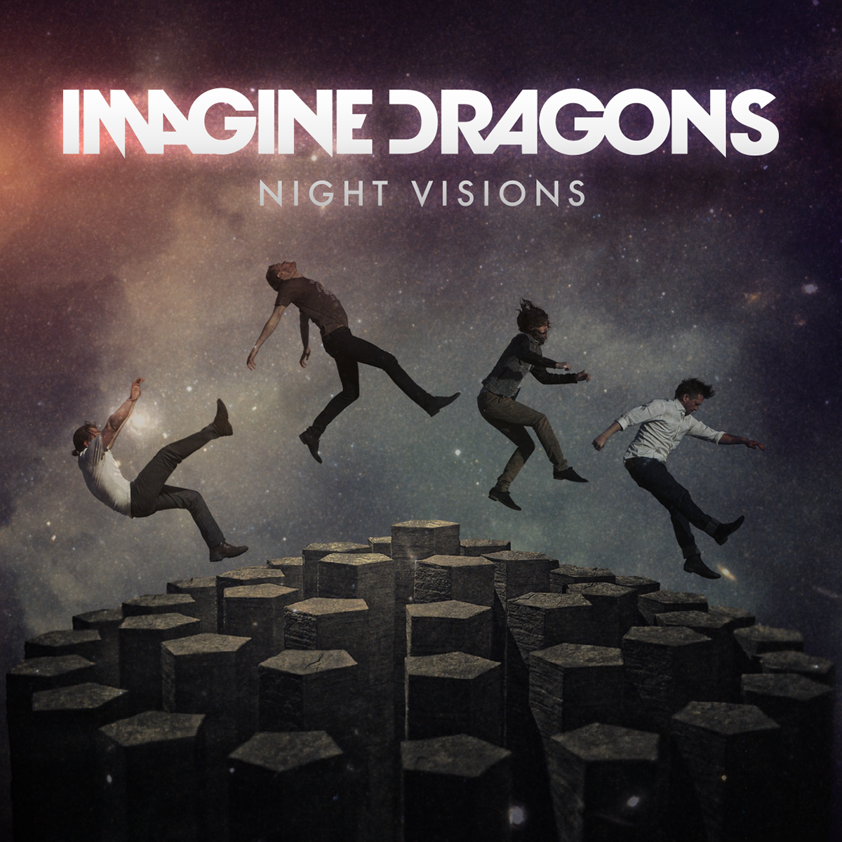 """THE REBOOT: IMAGINE DRAGONS – NIGHT VISIONS """"DELUXE ..."""