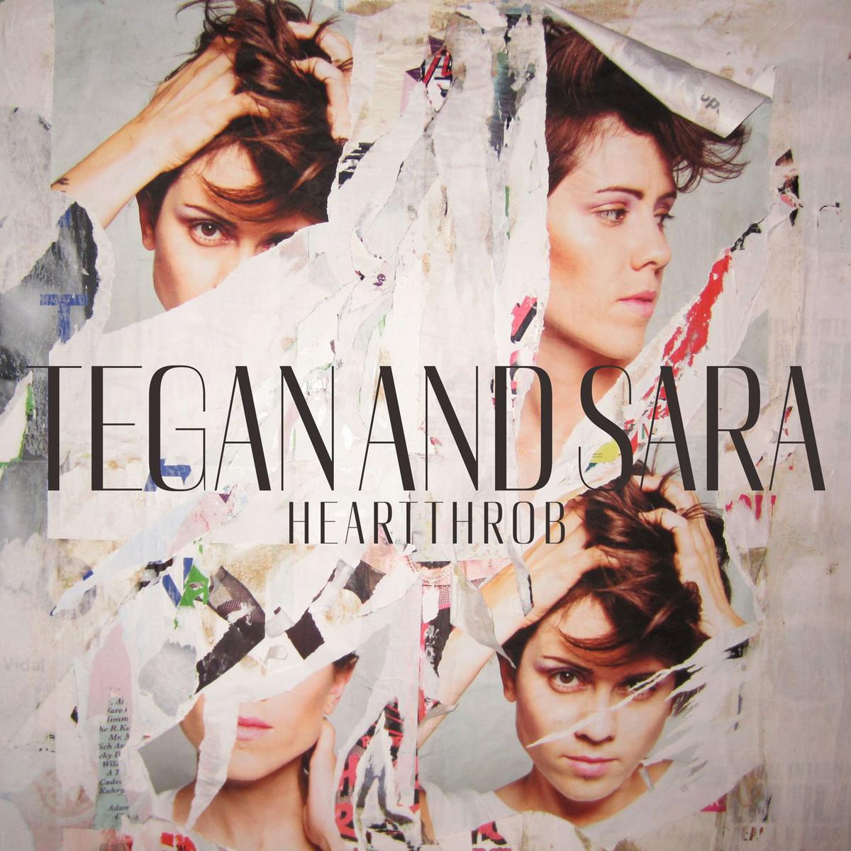 Top 25 Albums Of 2013 4 Tegan And Sara Heartthrob Robs
