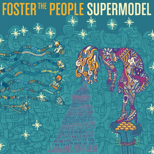 Foster The People - Supermodel JPG