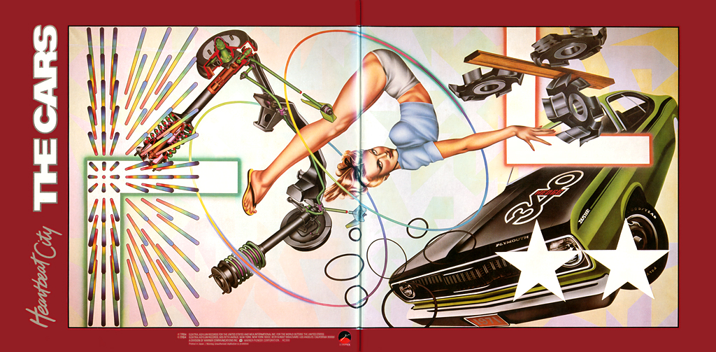 The Cars Heartbeat City Turns 30 A Looking Back