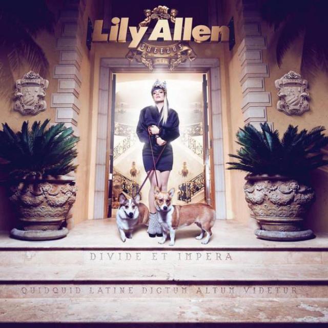 Lily Allen Sheezus deluxe